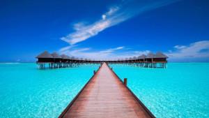 Maledivy, fotka 2