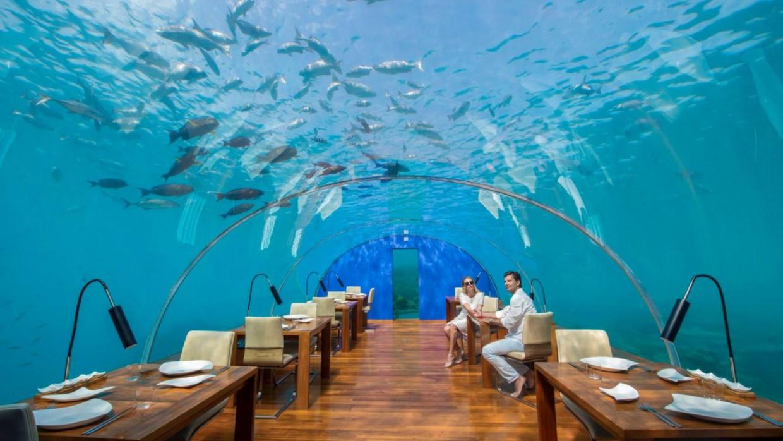 Conrad Rangali Maldives, fotka 3