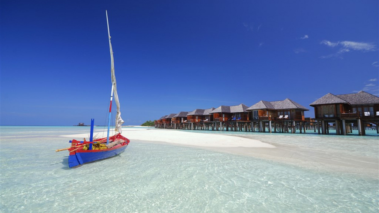 Olhuveli Beach & SPA Resort, fotka 3