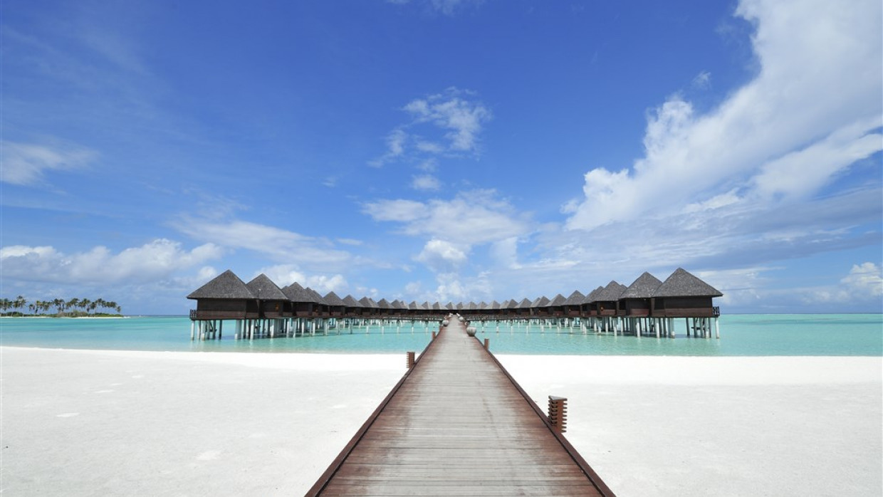 Olhuveli Beach & SPA Resort, fotka 5