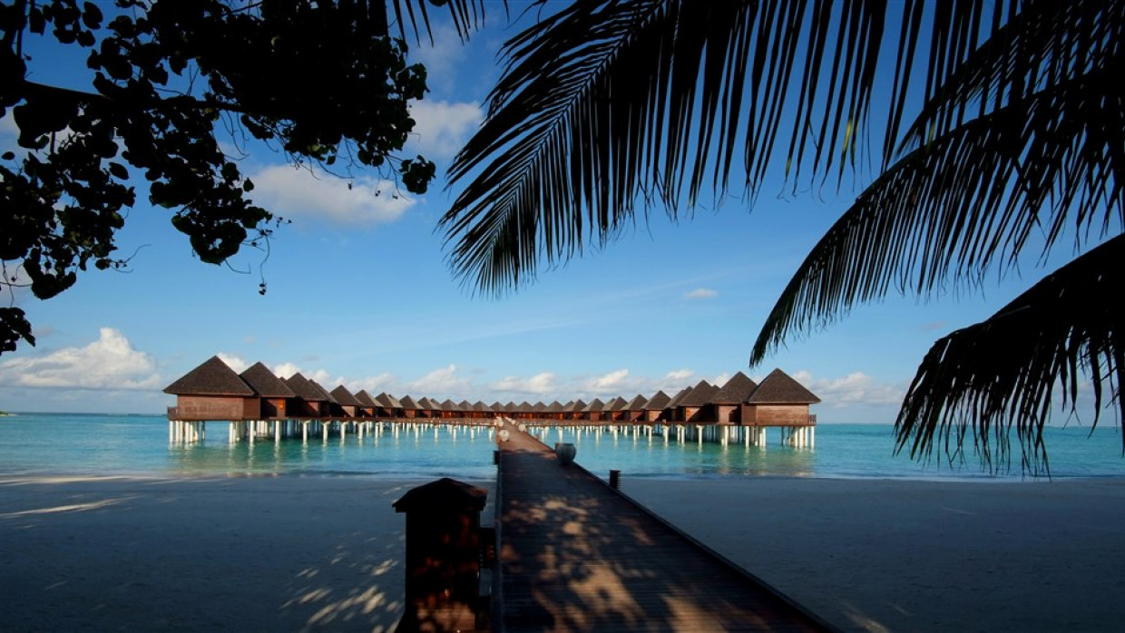 Olhuveli Beach & SPA Resort, fotka 7