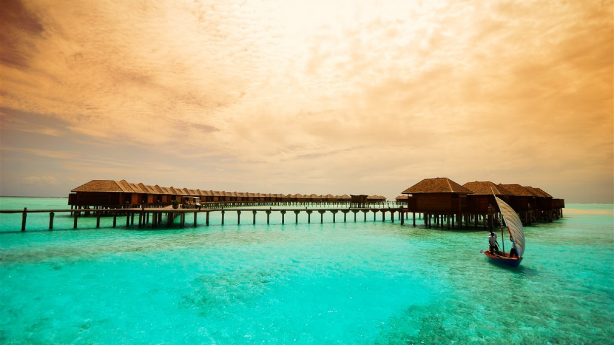 Olhuveli Beach & SPA Resort, fotka 8