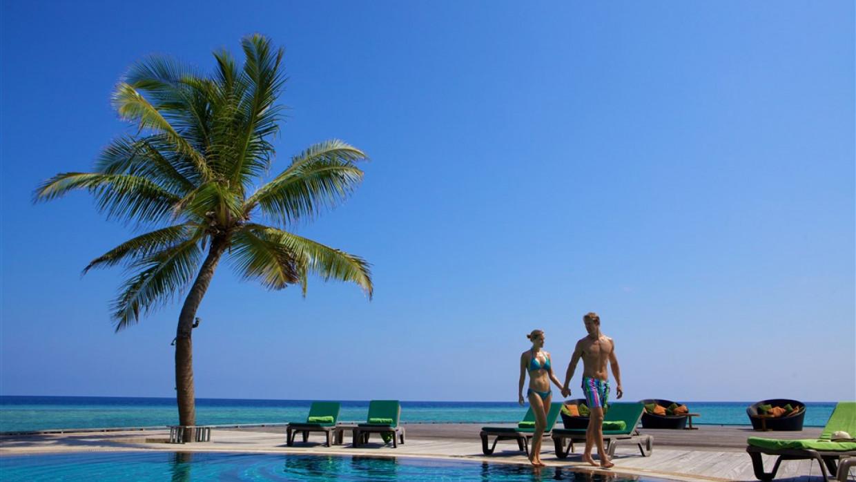 Kuredu Island Resort, fotka 2