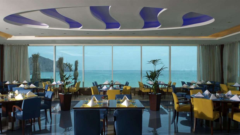 Oceanic Khorfakkan Resort & Spa, fotka 2