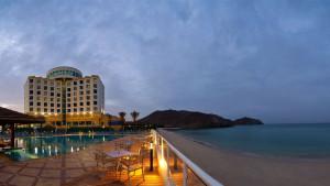 Oceanic Khorfakkan Resort & Spa, fotka 7