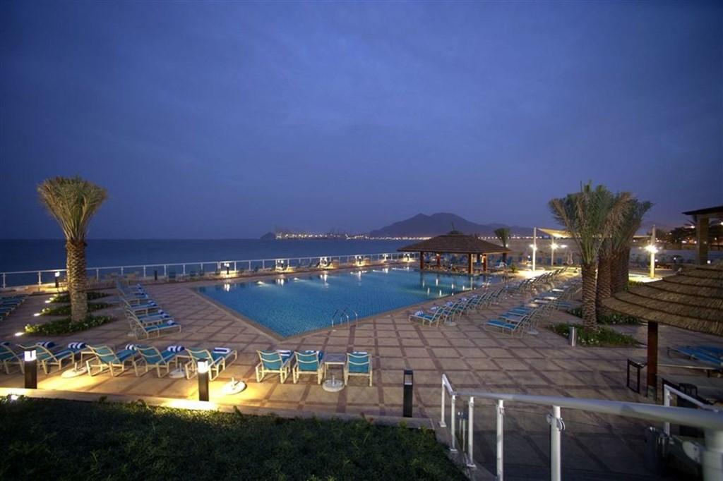 Oceanic Khorfakkan Resort & Spa, fotka 8