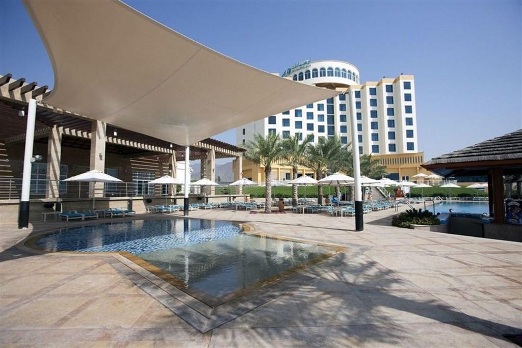 Oceanic Khorfakkan Resort & Spa, fotka 9