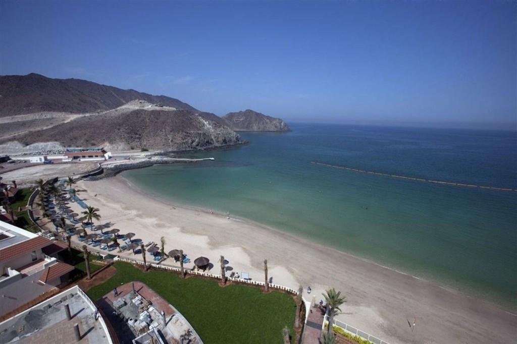 Oceanic Khorfakkan Resort & Spa, fotka 10
