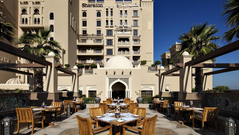 Sheraton Sharjah Beach Resort & Spa, fotka 3