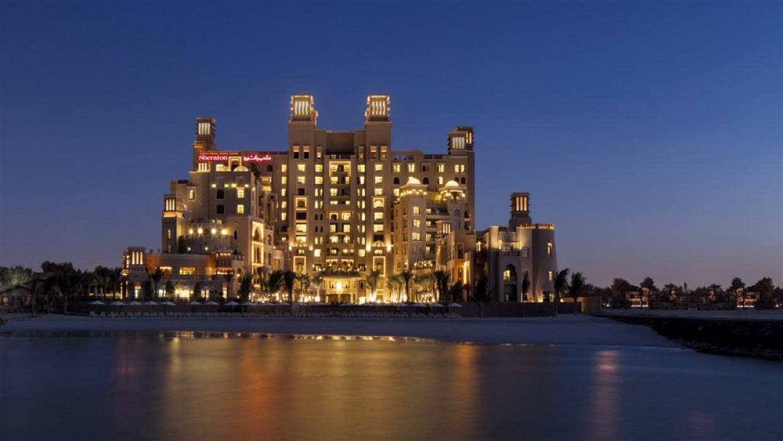Sheraton Sharjah Beach Resort & Spa, fotka 7