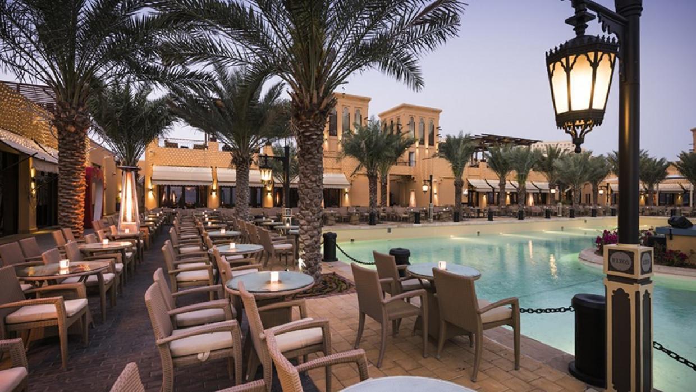 Rixos Bab Al Bahr, fotka 14