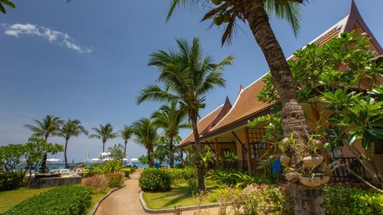 Lanta Casuarina Beach Resort, fotka 3