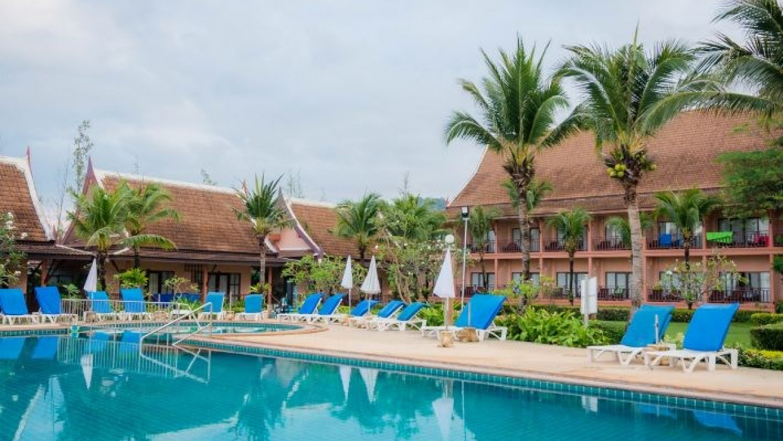 Lanta Casuarina Beach Resort, fotka 9