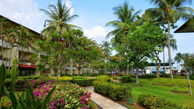 Holiday Villa Beach Resort & SPA, fotka 1