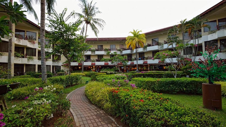 Holiday Villa Beach Resort & SPA, fotka 3