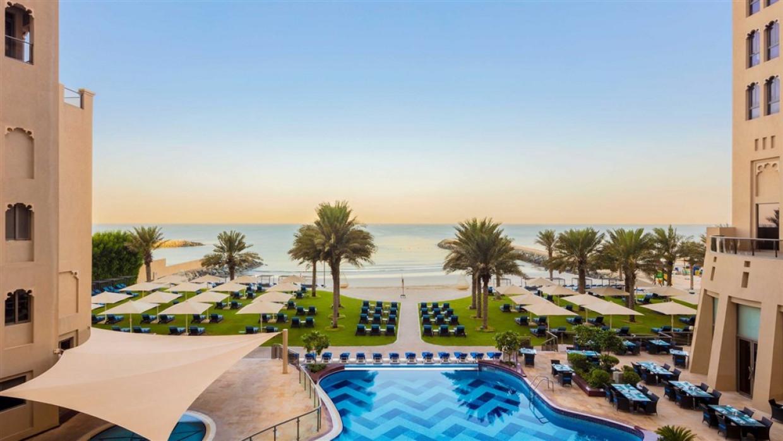 Bahi Ajman Palace Hotel, fotka 0