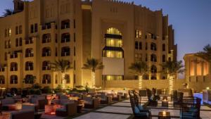 Bahi Ajman Palace Hotel, fotka 2