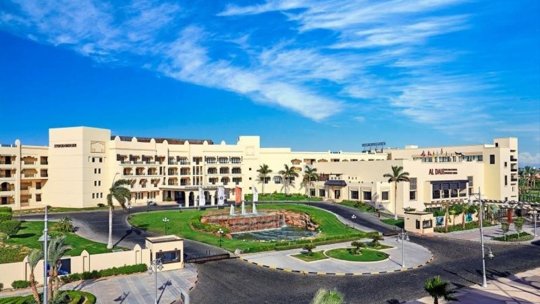 Steigenberger Al Dau Beach Hotel, fotka 1