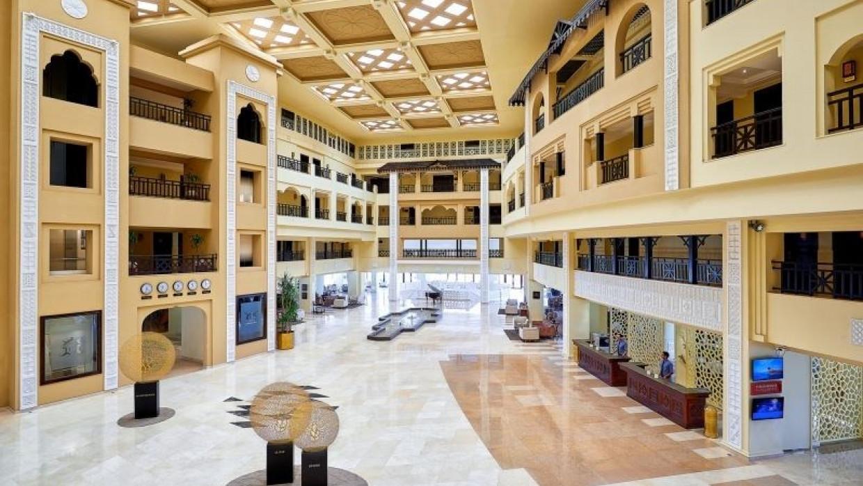 Steigenberger Al Dau Beach Hotel, fotka 4