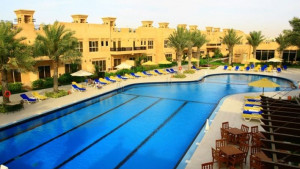 Al Hamra Village Golf & Beach Resort, fotka 7
