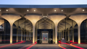 Kempinski Hotel Muscat, fotka 1