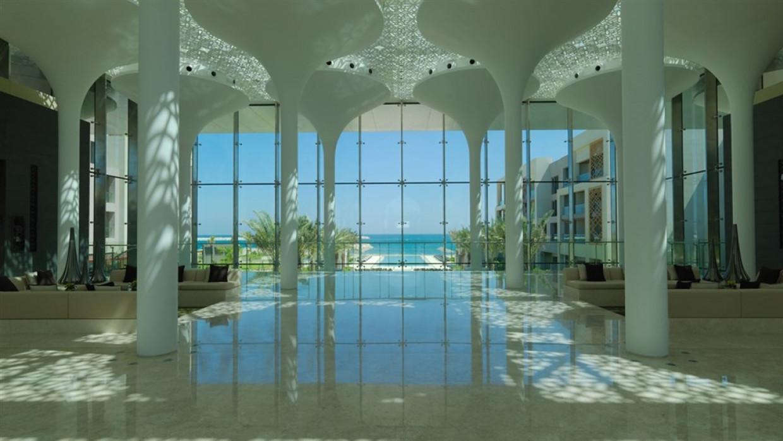 Kempinski Hotel Muscat, fotka 2