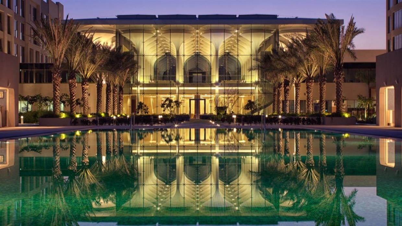 Kempinski Hotel Muscat, fotka 8