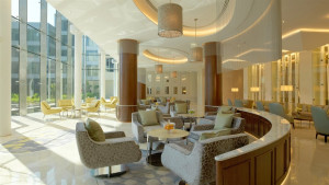 Kempinski Hotel Muscat, fotka 11