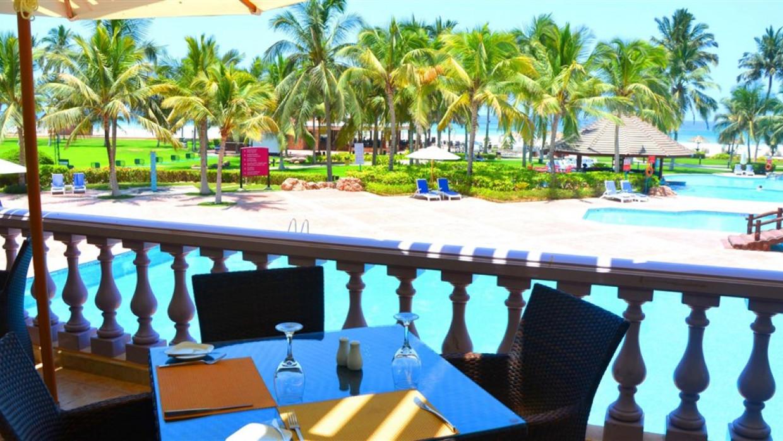 Crowne Plaza Resort Salalah, fotka 1