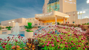 Crowne Plaza Resort Salalah, fotka 2