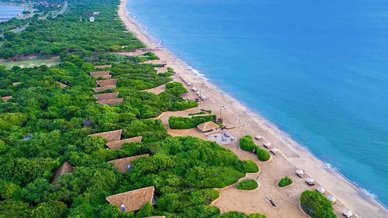 Jungle Beach Hotel, fotka 2