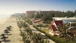 Centara Sandy Beach Resort Danang, fotka 16