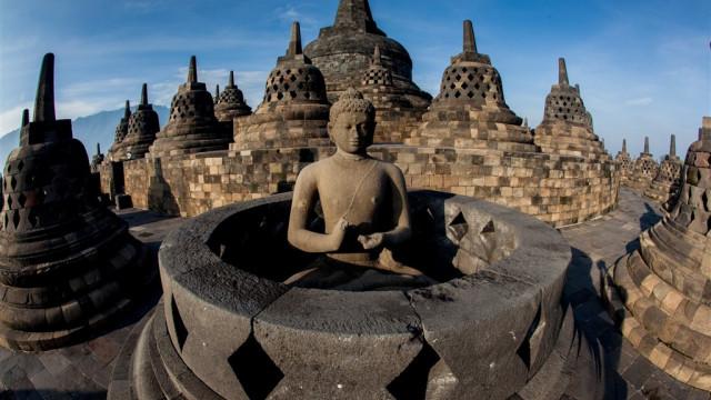 Velký okruh Jávou s pobytem na Bali