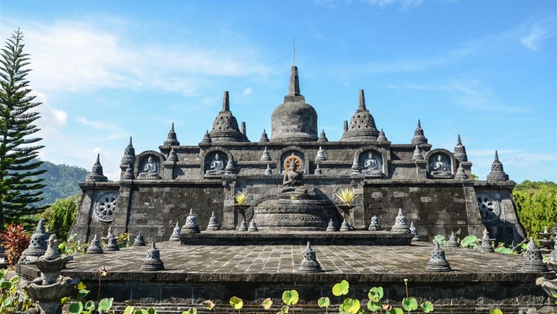 Velký okruh Jávou s pobytem na Bali, fotka 2