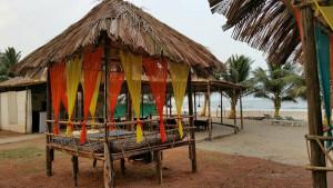 Morjim Coco Palms Resort, fotka 2