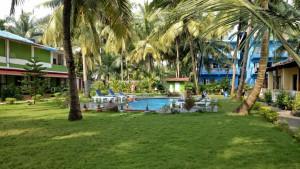 Morjim Coco Palms Resort, fotka 8