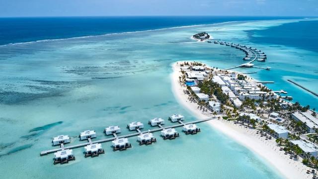 RIU Atoll Maafushi Island