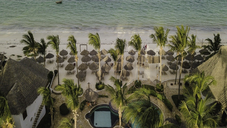 Waridi Beach Resort, fotka 1
