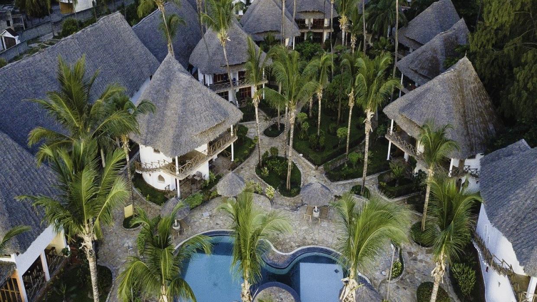 Waridi Beach Resort, fotka 2