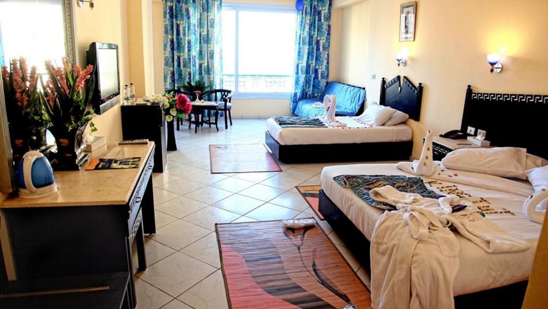 King Tut Aqua Park Beach Resort, fotka 4