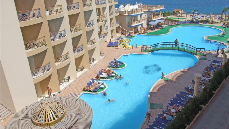 King Tut Aqua Park Beach Resort, fotka 8