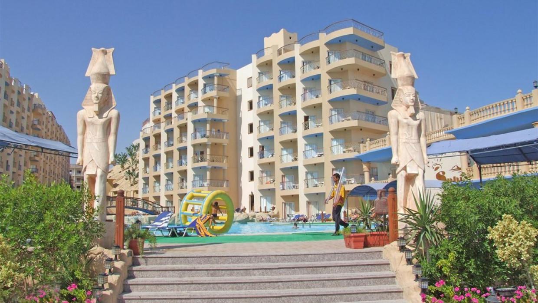 King Tut Aqua Park Beach Resort, fotka 10