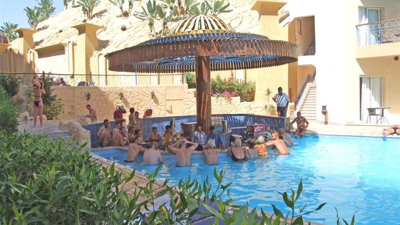 King Tut Aqua Park Beach Resort, fotka 17