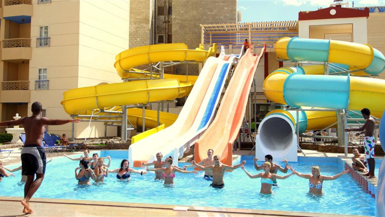 King Tut Aqua Park Beach Resort, fotka 38