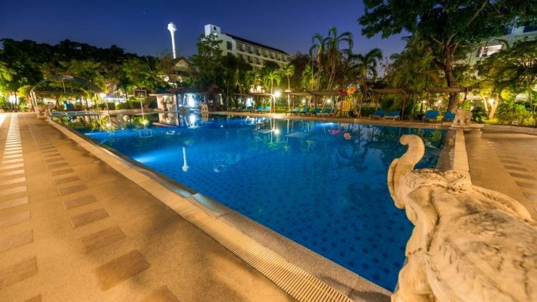 Pinnacle Grand Jomtien Resort & SPA, fotka 3