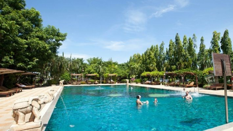 Pinnacle Grand Jomtien Resort & SPA, fotka 5