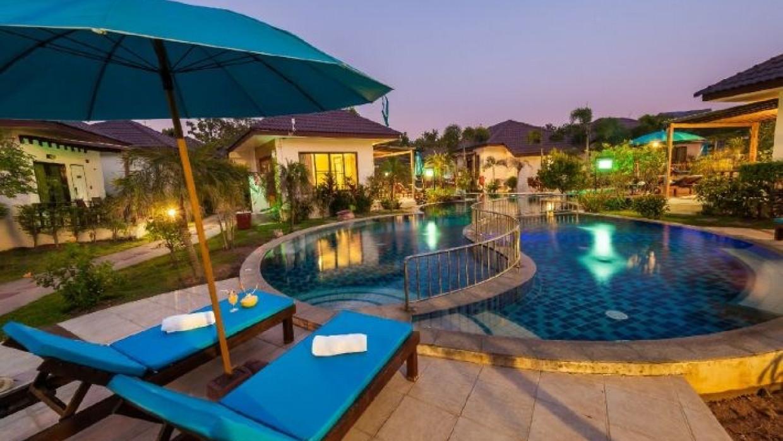 Pinnacle Grand Jomtien Resort & SPA, fotka 8
