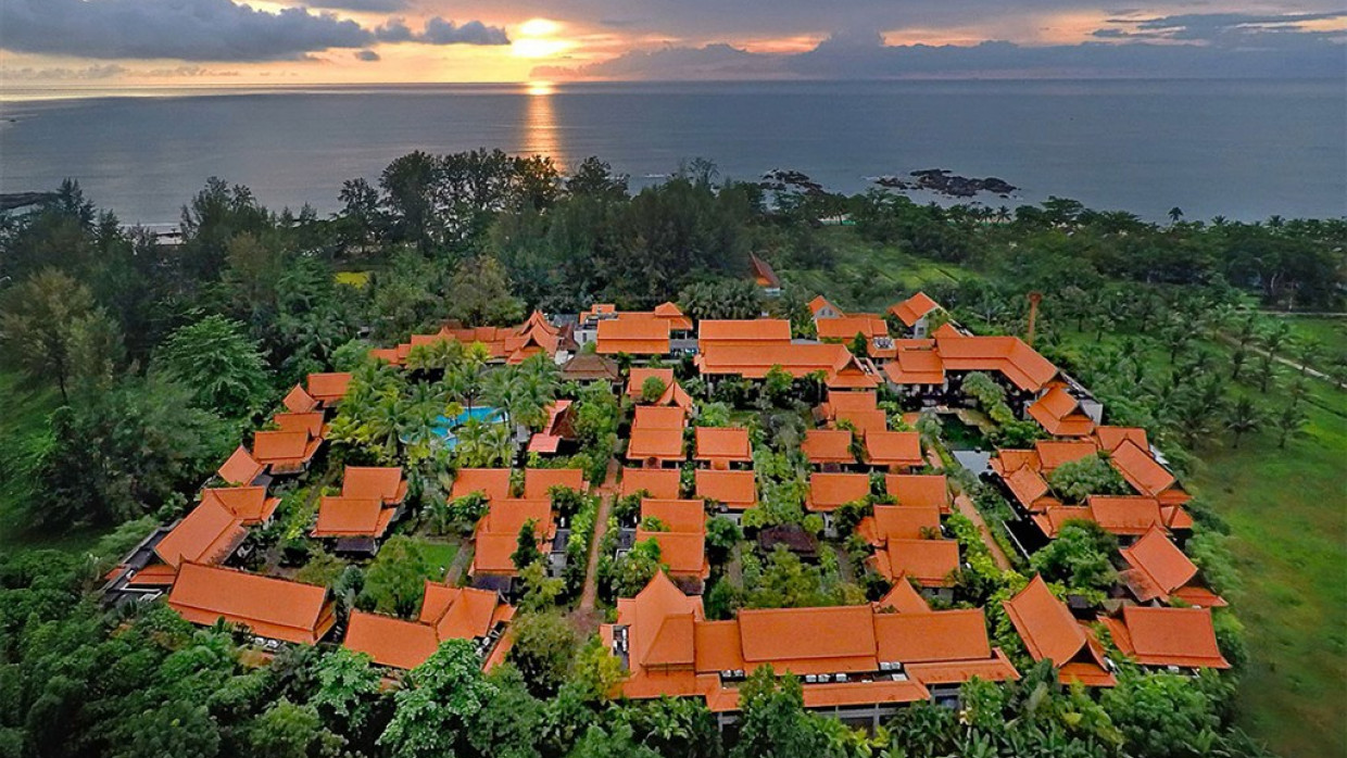 Khaolak Bhandari Resort & SPA, fotka 9