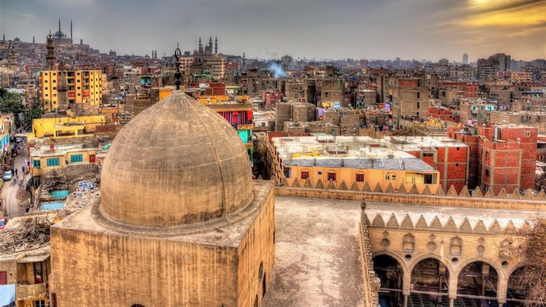 Víkend v Káhiře, fotka 0