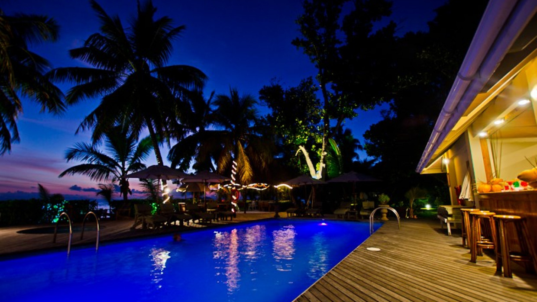 Indian Ocean Lodge, fotka 4